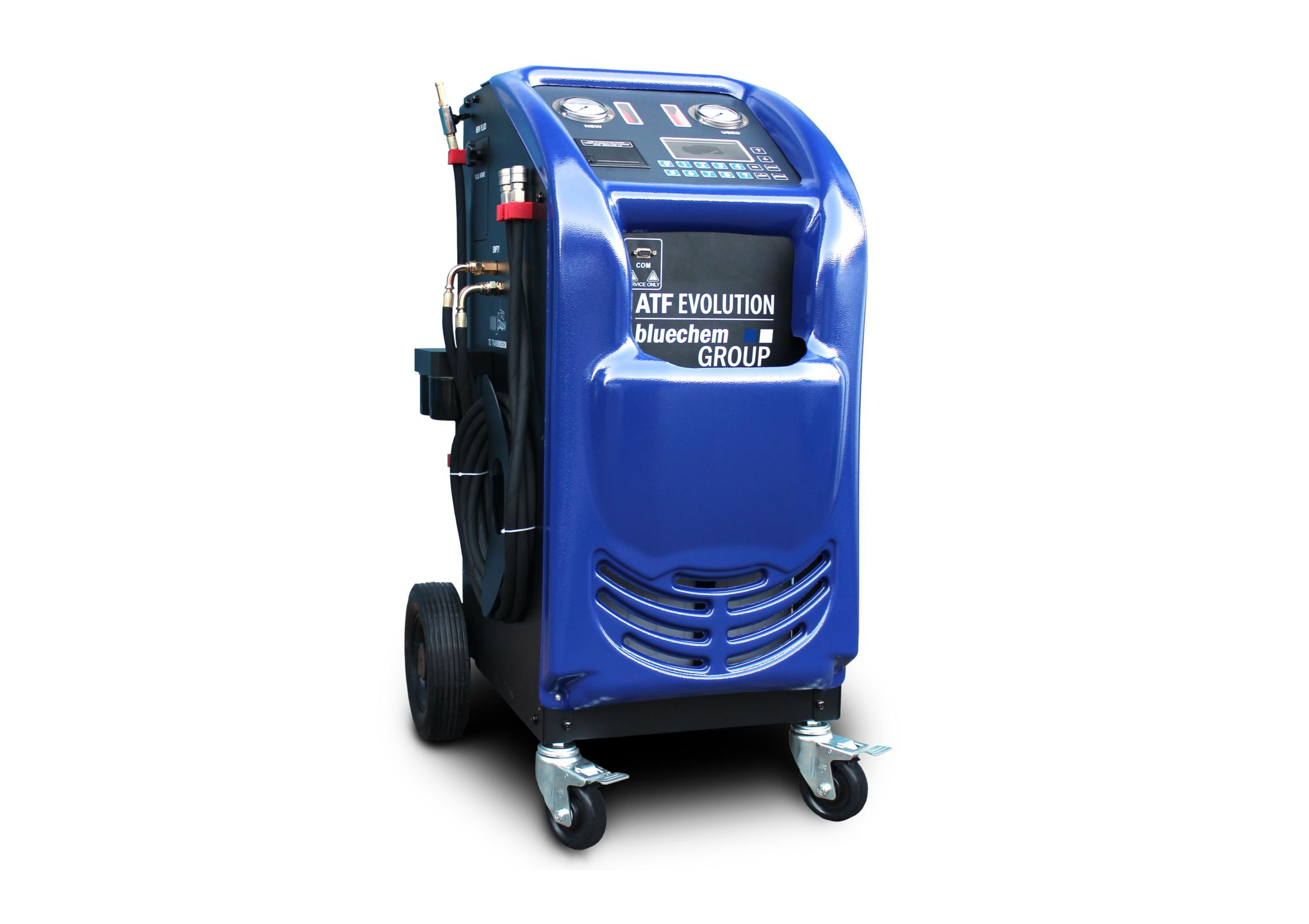 Смяна на масло и промивка на автоматични скоростни кутии с ATF Evolution Machine Premium